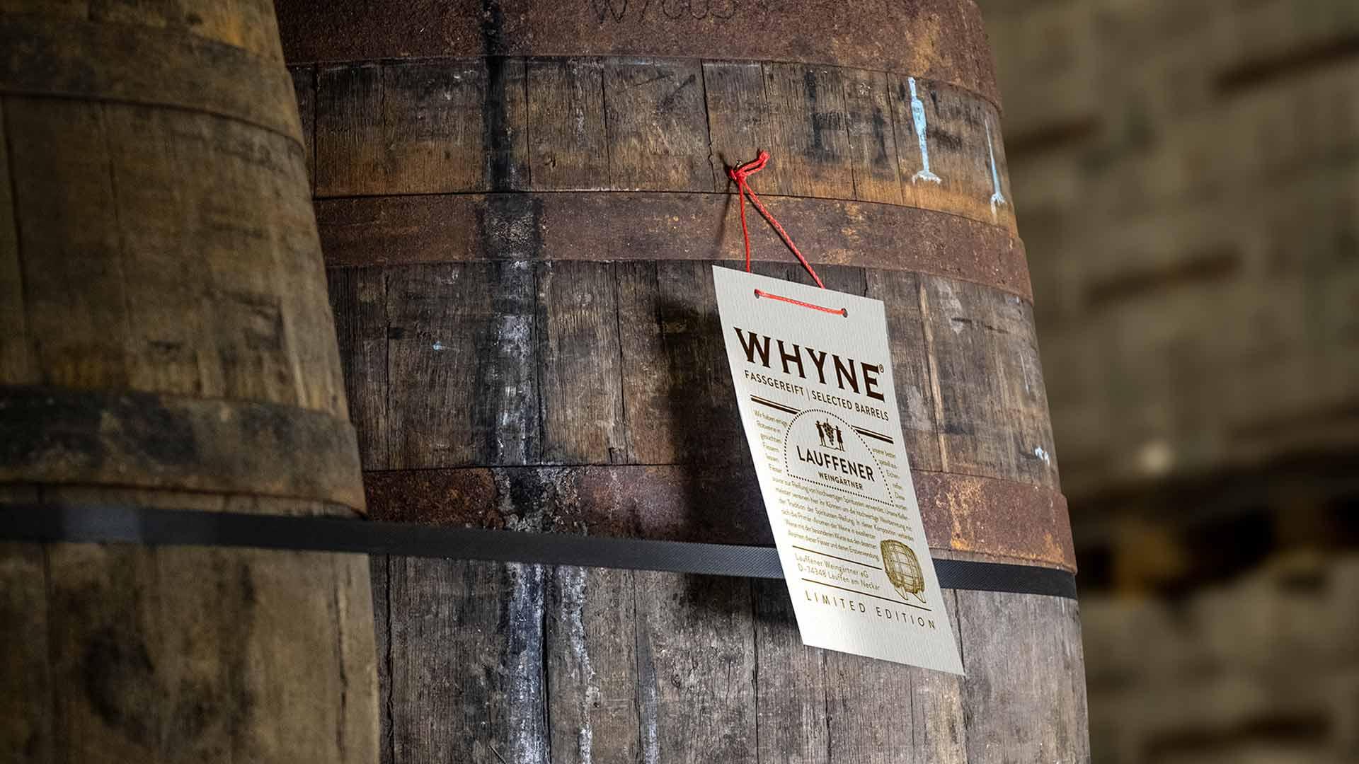 WHYNE Barrel
